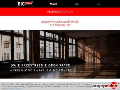 BIG studio, studio fotograficzne Wrocław