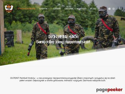 Paintball Kraków - ckpoint.pl