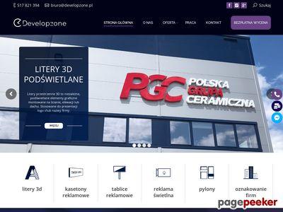 Reklama zewnętrzna Łódź