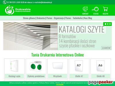 Drukowalnia.pl - drukarnia internetowa