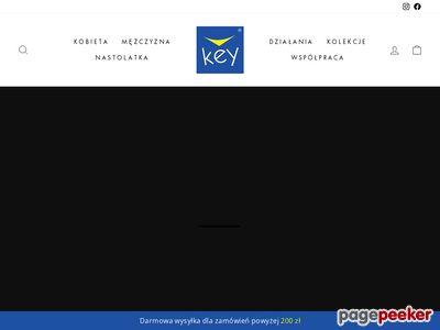 Figi damskie wysokie - key.com.pl