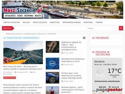 Informacje ze Szczecina