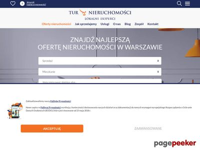 Agencja Nieruchomości w Warszawie - Tur Nieruchomości