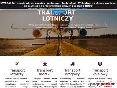 Najlepsze firmy spedycyjne - spedycje lotnicze