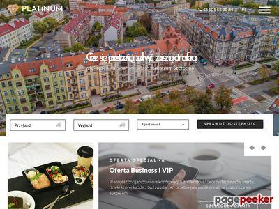 Apartamenty Szczecin - Apartamenty Platinum