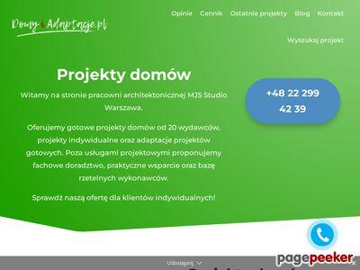 Adaptacje projektów Grodzisk Mazowiecki