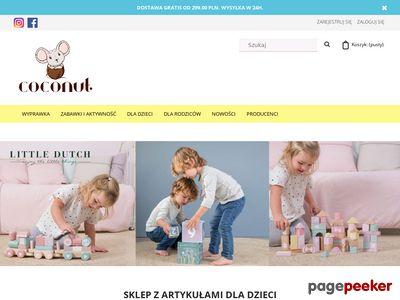 Akcesoria dla noworodka do kąpieli sklep internetowy