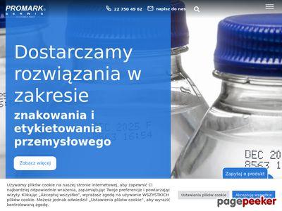 Drukarki termotransferowe - Promark Serwis Sp. z o.o.