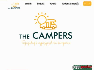 Wypożyczalnia kamperów TheCampers.pl z Wrocławia