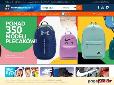 Plecaki adidas - hurtowniasportowa.net