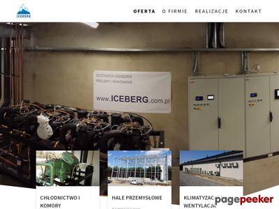 Iceberg - konstrukcje i hale stalowe
