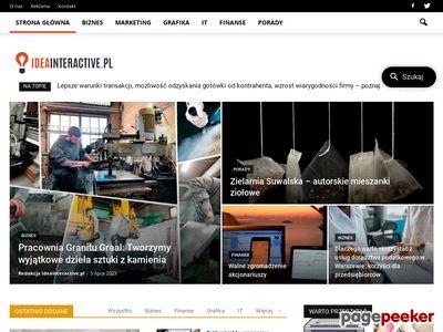 Strony www Radom