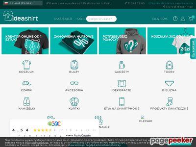 IdeaShirt.pl Mateusz Piwnicki (Koszulki z nadrukiem)
