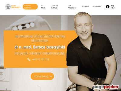 NZOZ Nowy Impladent Myśliwiec i Łuszczyński - chirurgia
