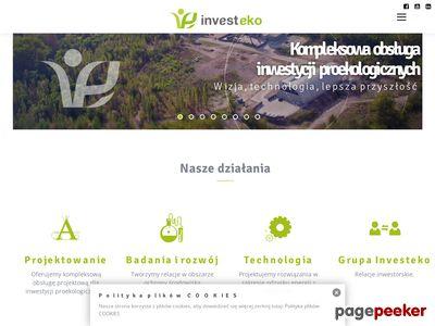 Investeko - ochrona srodowiska Katowice