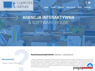 Agencja Interaktywna IT Computer partner