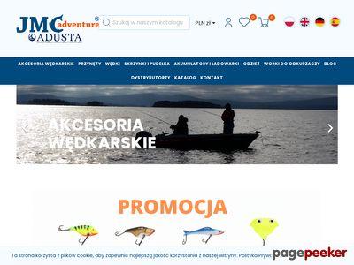 Plecionki wędkarskie - jmcadventure.com