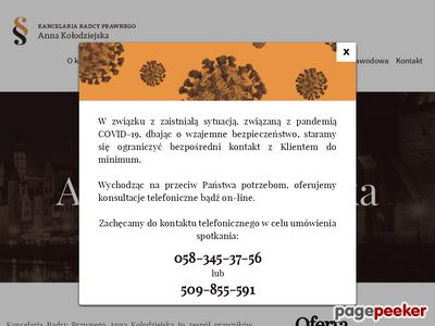 Kołodziejska & Mindykowski Kancelaria Radców Prawnych
