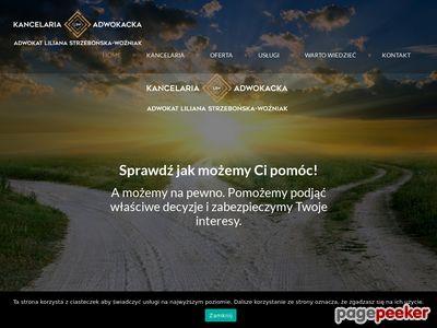 Adwokat LSW Kraków