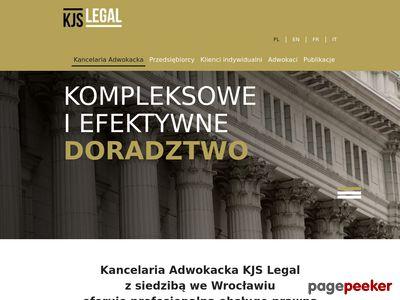 Adwokat we Wrocławiu