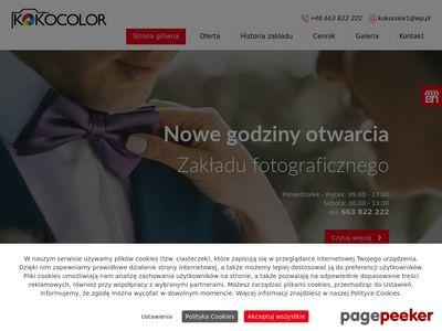 Kokocolor - fotograf Świebodzin