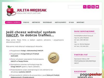 Dokumentacja HACCP - konsultant-haccp.pl
