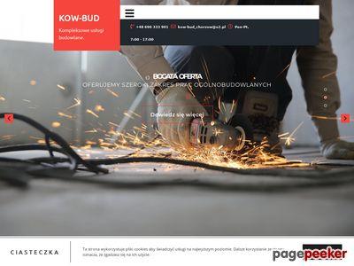 Kow-Bud - usługi ślusarskie Katowice