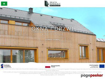 Drzwi zewnętrzne Kraków