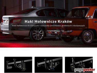 Hak holowniczy kraków - krakow.hakiholownicze.auto.pl