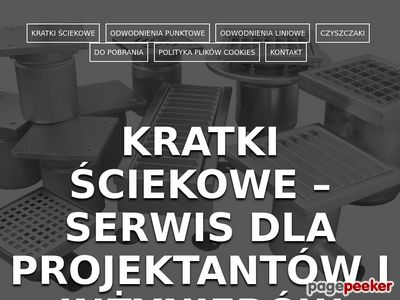 http://kratki-sciekowe.com.pl