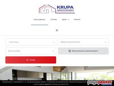 Krupa - agencja nieruchomości w Warszawie