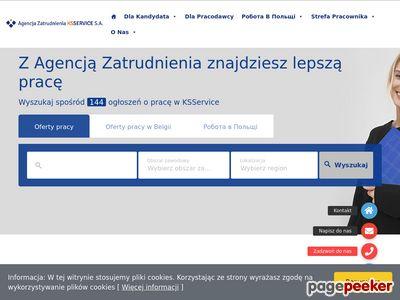 Ksservice - Agencja pracy tymczasowej