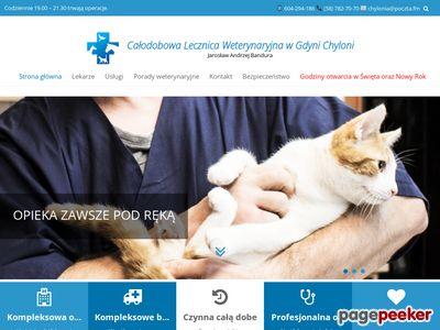 J.A. Bandura - paszport dla zwierząt w Gdyni