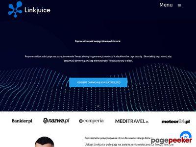 Linkijuice.pl - Pozycjonowanie stron