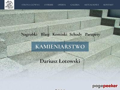 Łotowski Dariusz - parapety Ostrów Mazowiecka