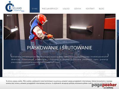 Lakiernia proszkowa - malarniacelkab.pl