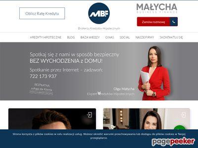 Doradca Kredytowy Warszawa - malychabusinessfinance.com