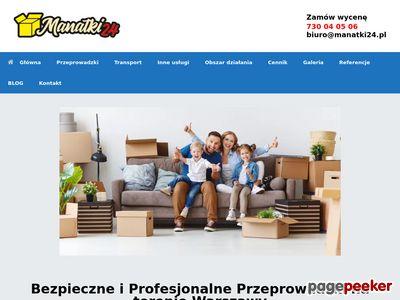 Przeprowadzki firm Warszawa