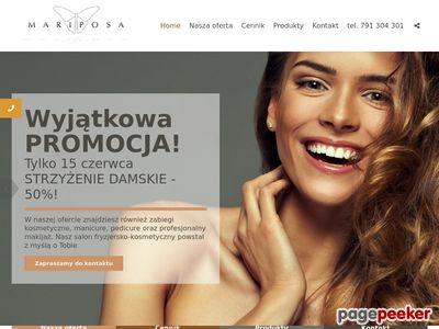 Mariposasalon.pl - kosmetyczka w Warszawie