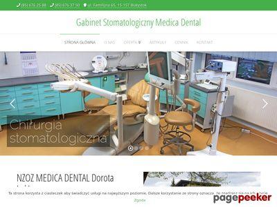 Stomatolog Białystok - Medica Dental