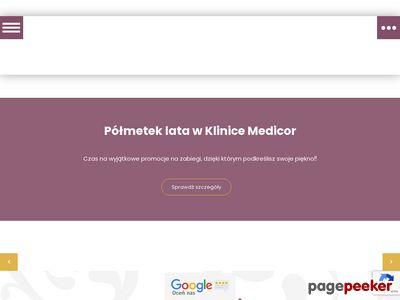 Centrum Kosmetyki i Medycyny Estetycznej Medicor - ulthera Kraków