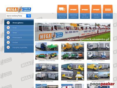 Truck-Servis - sprzedaż naczep w Warszawie