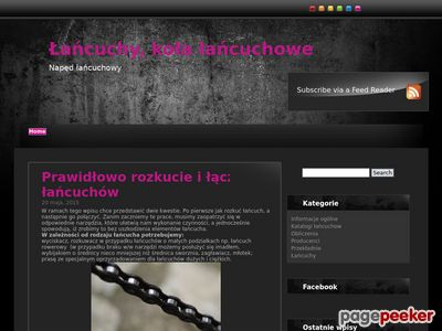 Naped-lancuchowy.pl - łańcuchy