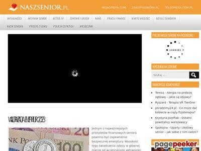 NaszSenior - geriatria