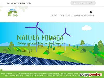 Naturapomaga.pl Sklep zielarski online