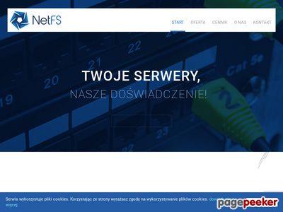 NetFS - Administracja serwerami Linux