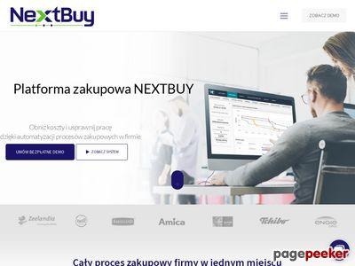 Platforma sprzedażowa - nextbuy24.com