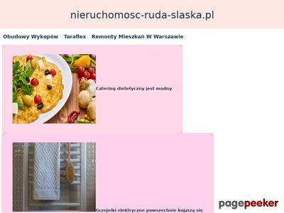 Biuro nieruchomości Ruda Śląska