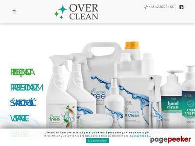 Kosmetyki dla seniorów | over-clean.pl