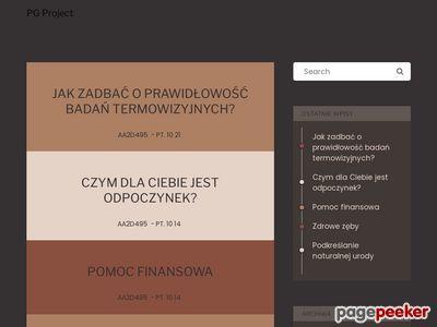 Agencja reklamowa PG Project Kraków